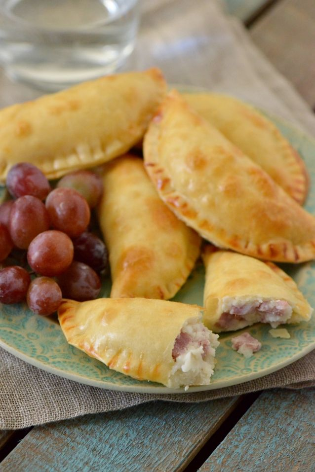 Potato, Queso Fresco and Ham Empanadas | Recipe | Hams ...