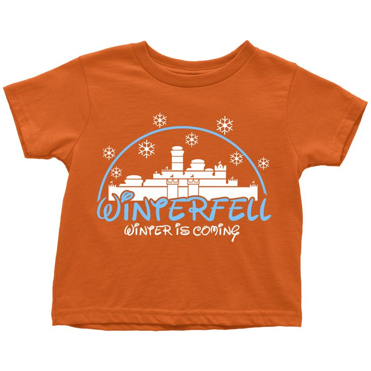 Winterfell Magic Kingdom - Toddler T-shirt