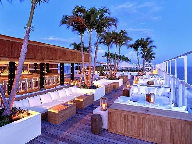 Best rooftop bars in Miami from poolside spots to outdoor clubs