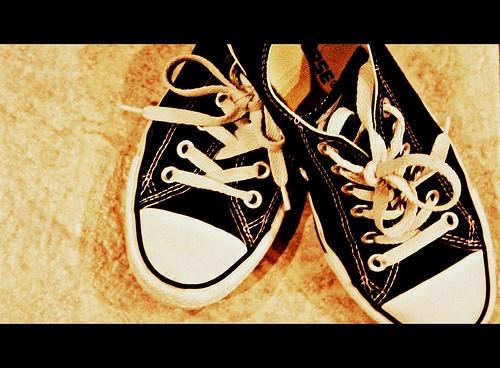 Choosing running shoes for kids