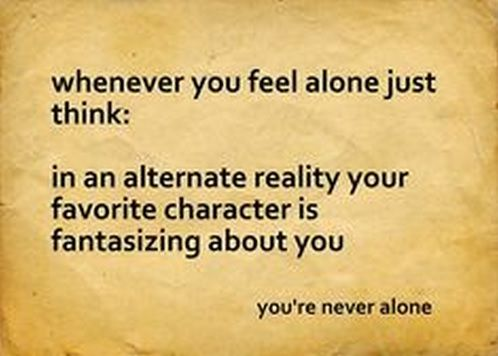 Image result for Keep Calm You're Never Alone Picture