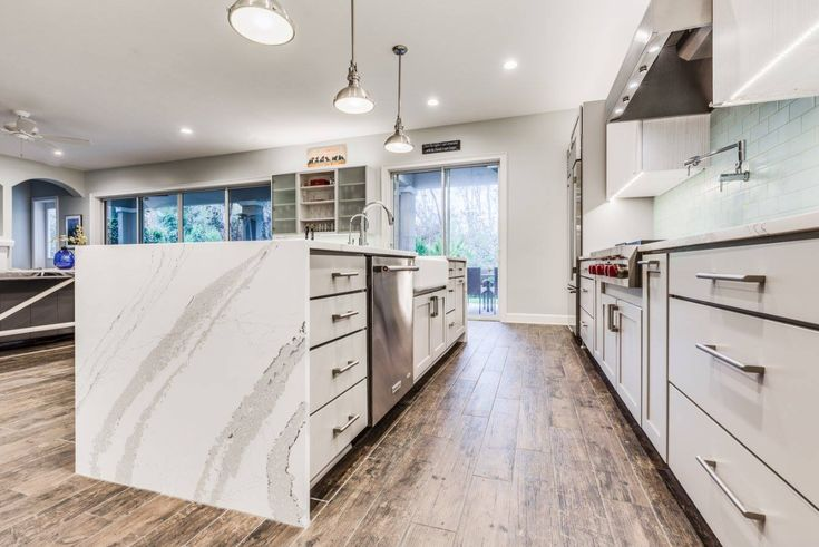 13 best Rustic Modern Kitchen images on Pinterest | Contemporary ...