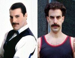 Sacha Baron Cohen prochainement dans la peau de Freddie Mercury.