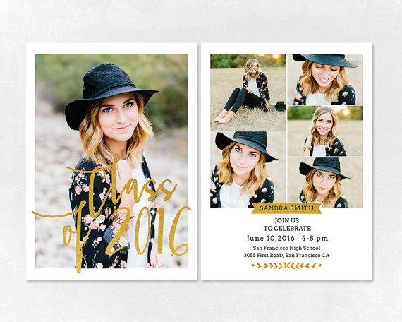19 best Graduation Announcement images on Pinterest Graduation