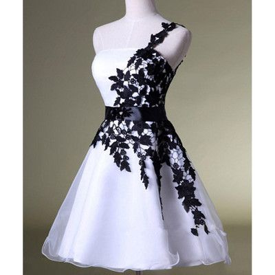 Elegant short ball gown lace prom dresses,lace homecoming dresses on sale