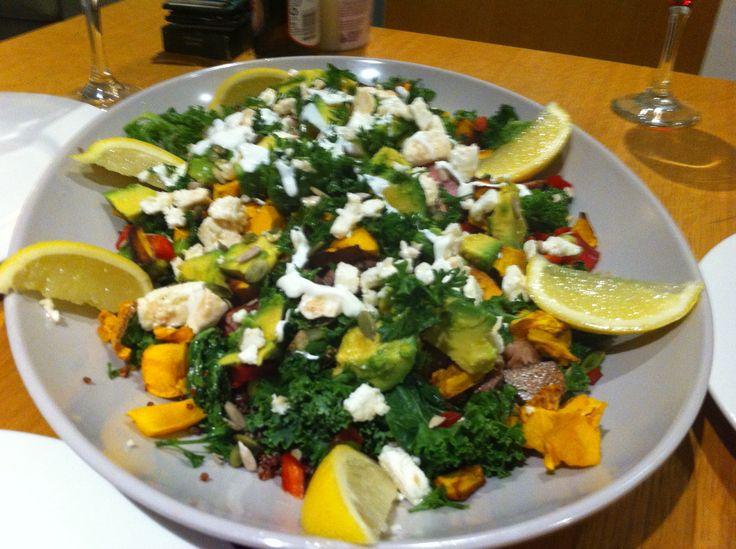 Paleo lamb and quinoa salad