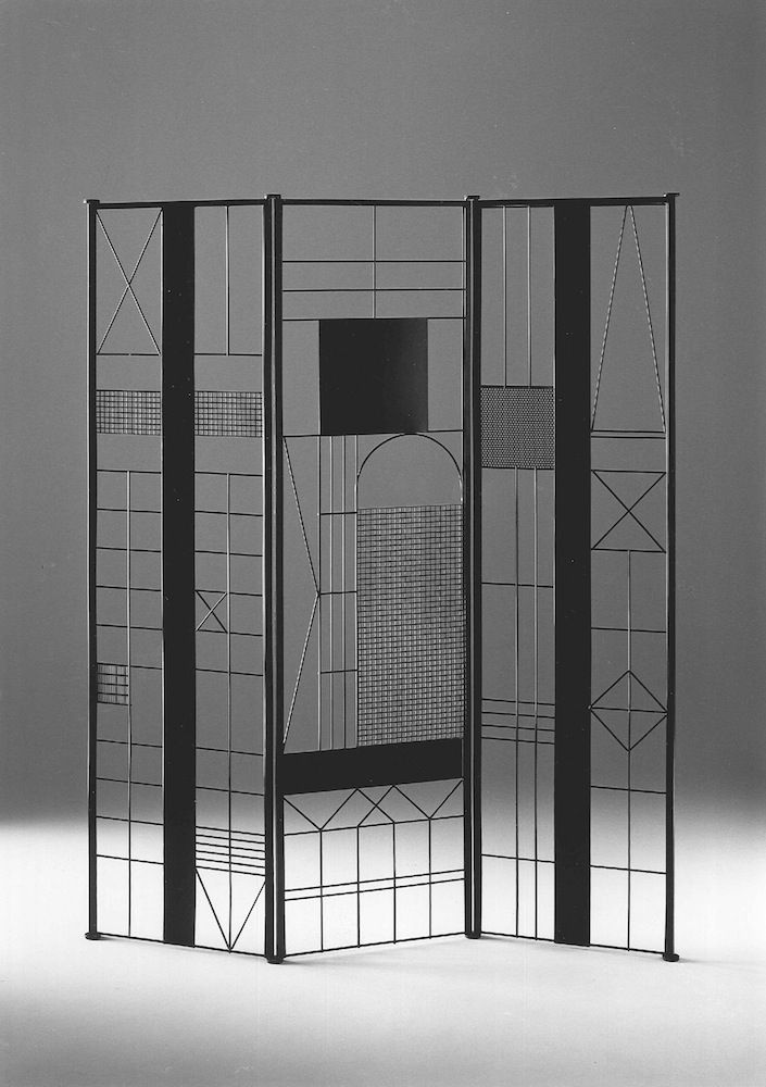 Bruno Munari, Screen, 1991