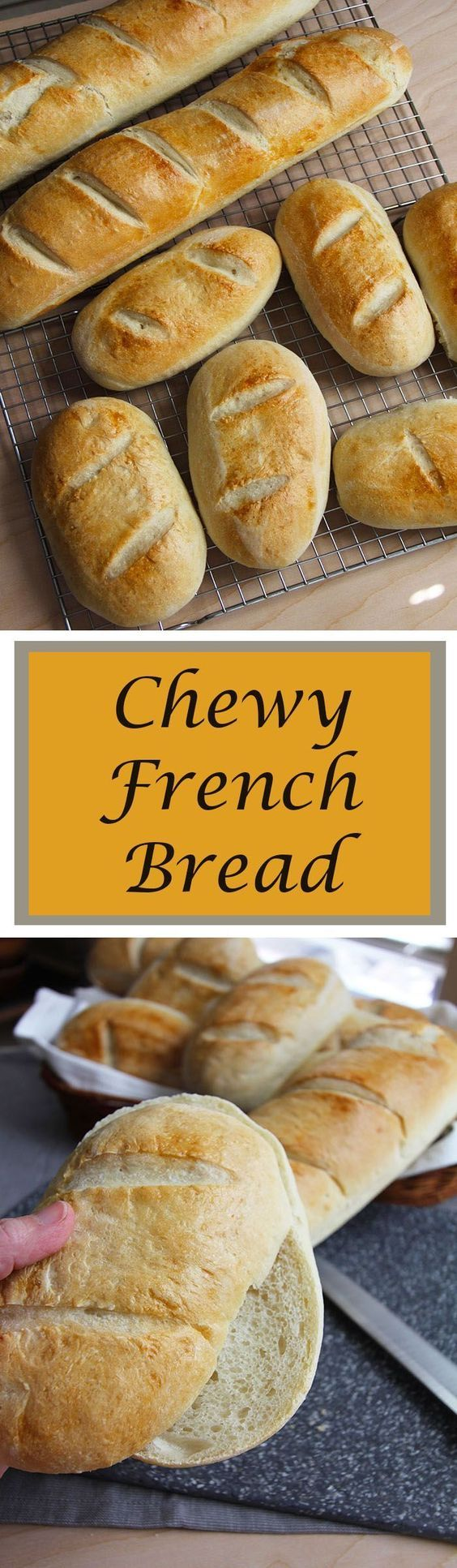 """This five ingredient french bread recipe is super easy to make and so delicious. The recipe came from my momma's kitchen, featured on my blog as """"Norma Jean's Kitchen""""."""