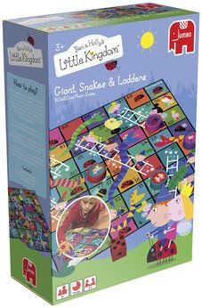 Ben and Holly's Little Kingdom: Giant Snakes and Ladders