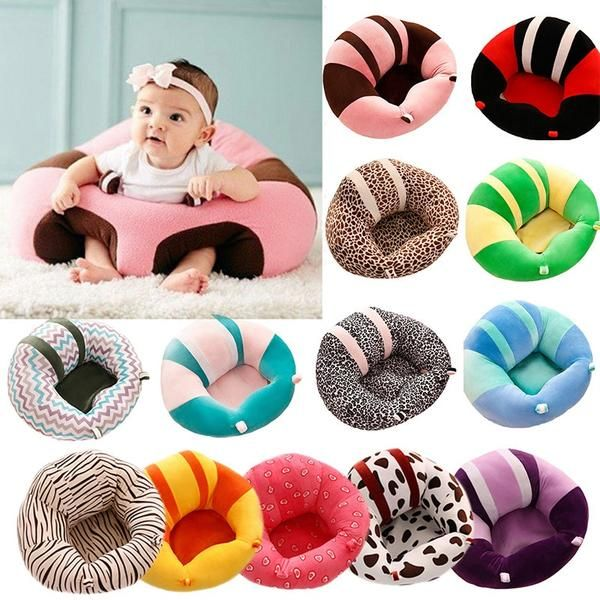 Baby Support Seat Sofa Cute Soft Animals Shaped Free Shipping Baby Support Seat Baby Support Baby Sofa Chair