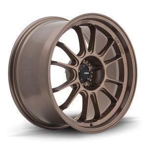 Konig Hypergram 15x7.5 STS Miata Wheel Bronze