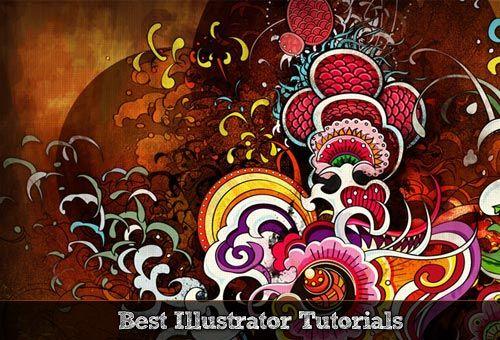 125+ Ultimate Round-Up of Illustrator Tutorials - Great mixture of ...