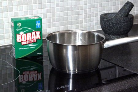 25 best ideas about borax substitute on pinterest diy laundry detergent homemade washing - Clean burnt grease oven pots pans ...