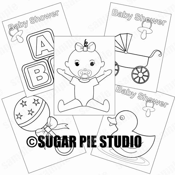 Coloring Book Party Favors New Baby Shower Coloring Pages Baby Girl Party Favor Kids Table Baby Coloring Pages Coloring Books Bear Coloring Pages