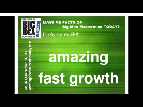 Which are the massive facts of Big Idea MasterMind?  Here are the massive facts of Big Idea MasterMind:   http://www.bigideamastermindtoday.com