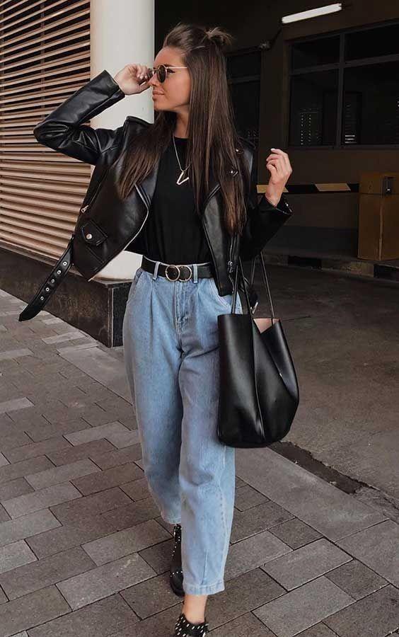 ▷ 30 Outfits de Moda para este Otoño 2019 – La Nueva TENDENCIA – chaqueta cue…