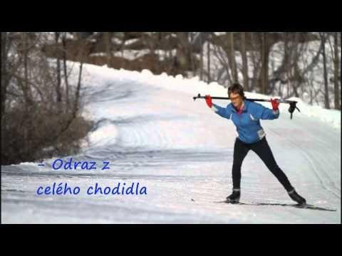 Video - škola běžeckého lyžování: Nácvik bruslení - 3. díl - Škola běžeckého lyžování - BEZKY.net - Běžky, běh na lyžích