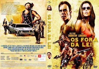 Bem Brasil Capas: Os Fora da Lei 2013 - Capa + Label DVD
