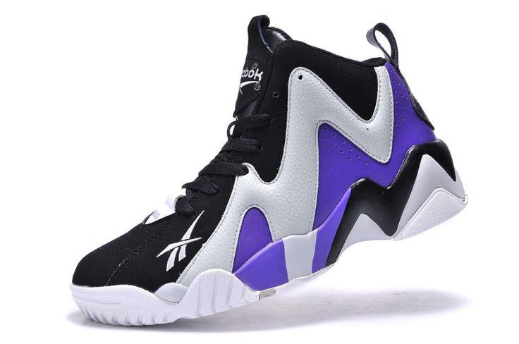 Reebok black and white shoes | Reebok Basketball Shoes A+ ...