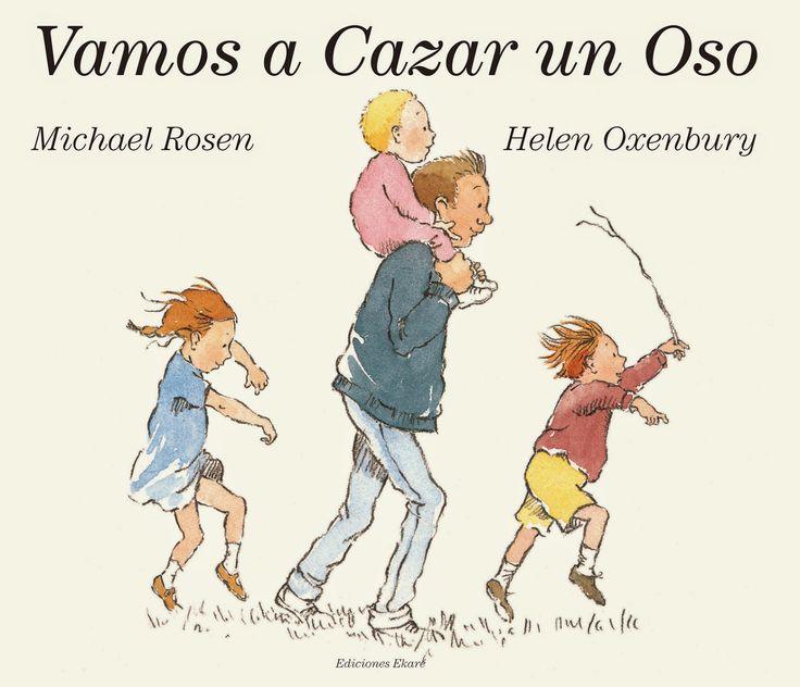 -Escrito por Michael Rosen -Ilustrado por Helen Oxenbury (1989)   Traducido al español por Verónica Uribe para Ediciones Ekaré   Recom...