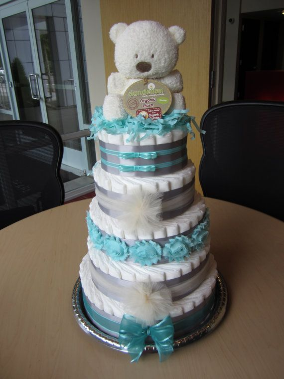Baby Diaper Cake Baby Shower