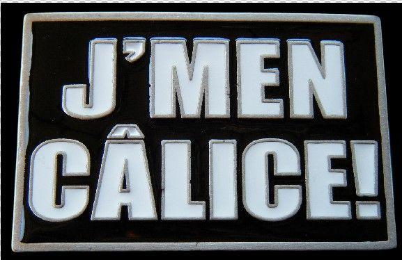 J'Men Calice French Funny Quebec Quebecois Words Fashion Belt Buckle Buckles #jemencalisse #jemencalisseboucle #boucledeceinture #funnybuckles #beltbuckle #boucle #coolbuckles