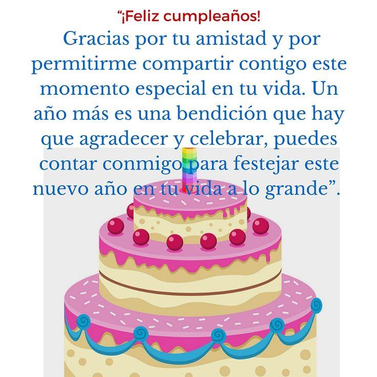 143 Best Images About Tarjetas De Cumpleaños On Pinterest