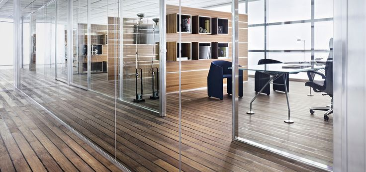 W80 Office Partitions