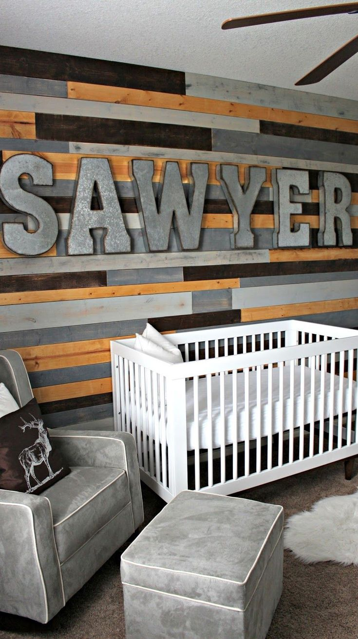 yellow and gray nursery ideas baby boy
