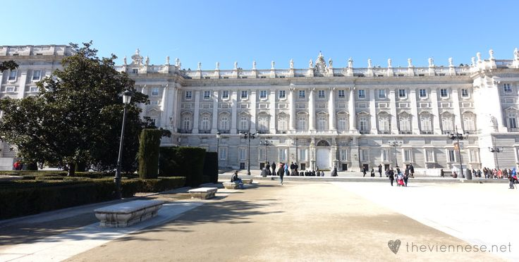 Palacio Real de Madrid in Madrid, Spain http://bitly.com/1HYUqT7