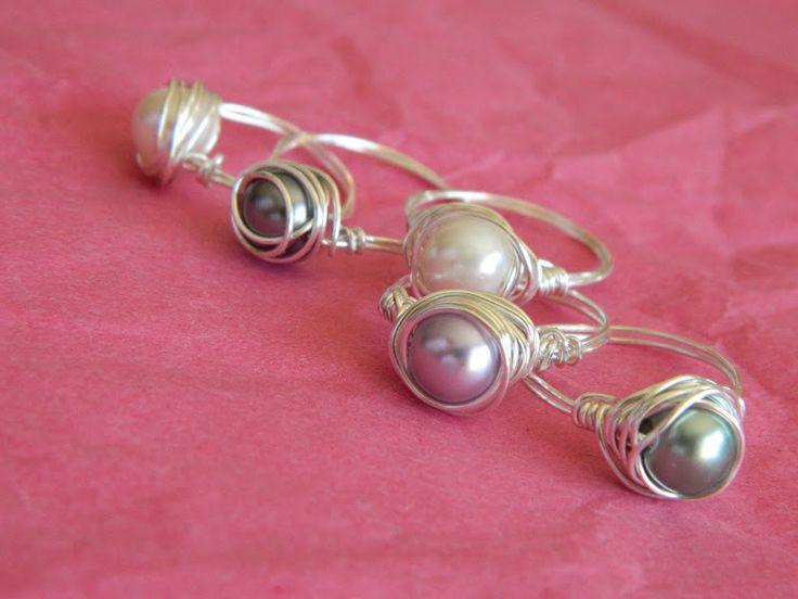 how to make homemade rings jewelry