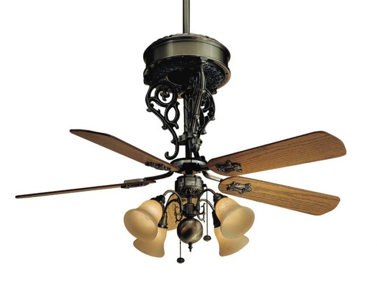 34 best ceiling fans images on pinterest blankets ceilings and casablanca new orleans centennial ceiling fan antique brass aloadofball Choice Image