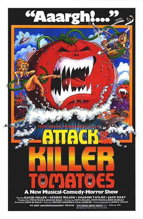 Attack of the Killer Tomatoes (1978): Sharon Taylor.