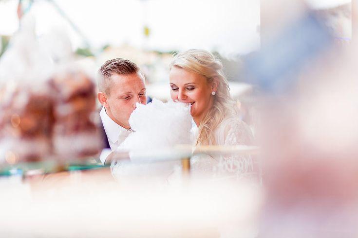 After Wedding Fotoshooting auf der Münchner Wiesn / Oktoberfest. Foto: Natascha Grunert