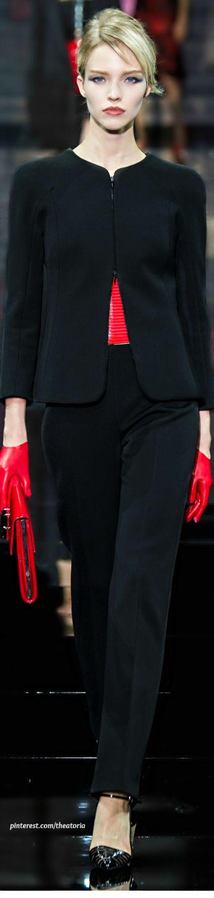 Giorgio armani priv haute couture fw 2014 15 beautifuls for Haute couture members