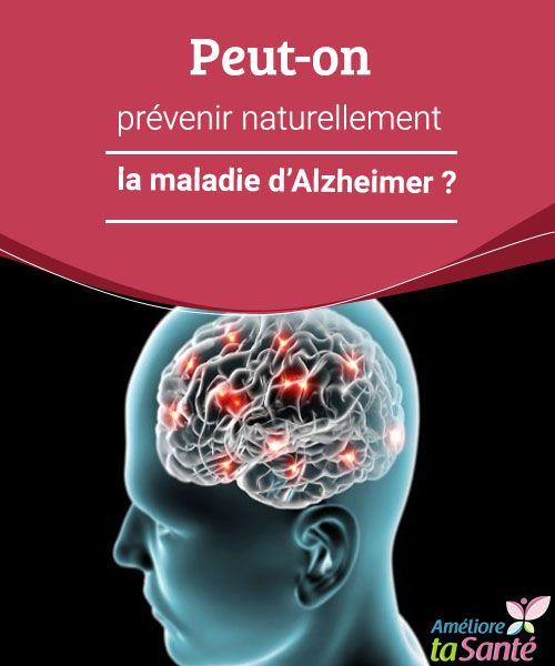 Peut-on prévenir naturellement la maladie d'Alzheimer ?   La maladie d'Alzheimer est difficile à vivre, aussi bien pour les patients que pour leur entourage. Le mieux est d'essayer de la prévenir naturellement !