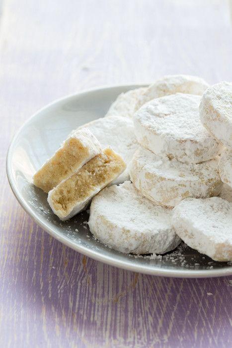Meyer Lemon Meltaways | My Baking Addiction #recipe #lemon