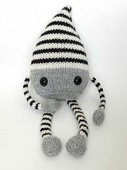 Ravelry: the BOO! Crew pattern by Susan Claudino