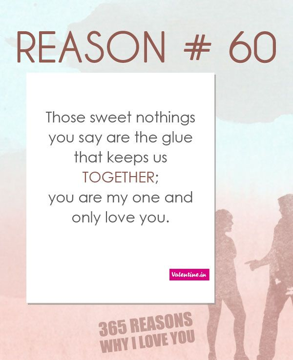 Why I Love You Quotes: 17 Best Images About I Love You On Pinterest