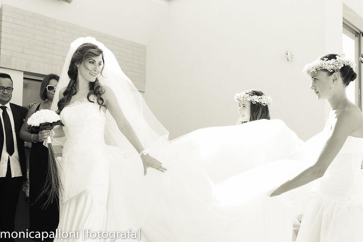 #monicapallonifotografa #bride #wedding #love #biancoenero #blackandwhite #sposa #sposi #amore