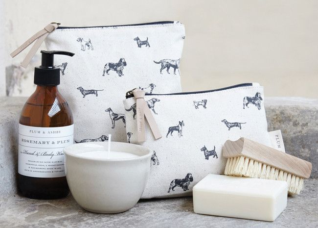 Vintage inspired dog home goods from plum ashby dog milk for humans pinterest vintage Home goods decor pinterest