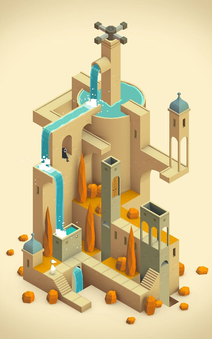 Review: Monument Valley: Forgotten shores.