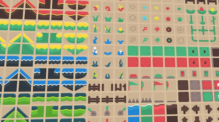 Kenney Game Assets 2 by Kenney