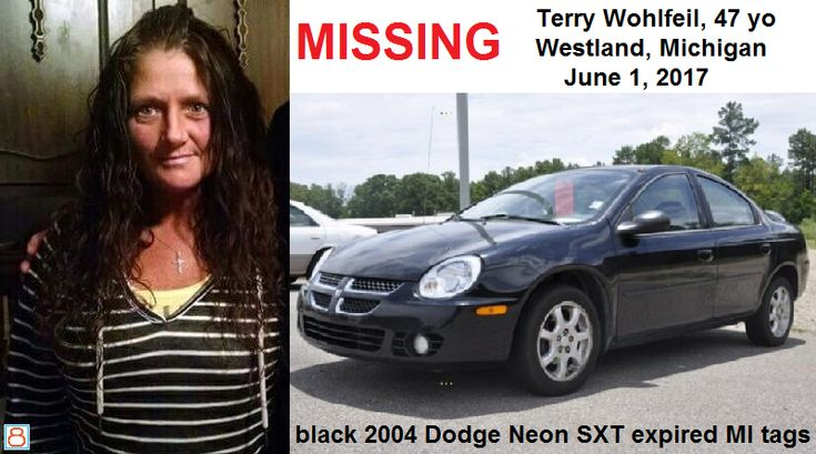 Missing from Westland, Michigan, 47 year old Terri Lynn Wohlfeil | PL8PIC https://www.facebook.com/MichiganLostnmissing/posts/1713534698675260