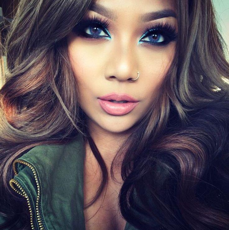Fall makeup love it ✨