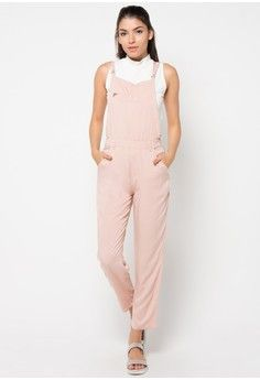 Jumpsuit Basic from 3SECOND in pink_1