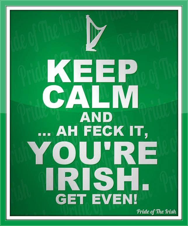 Irish Funny