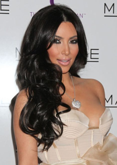 10 best hair extensions images on pinterest beautiful make up kim kardashian black hair extensions pmusecretfo Gallery