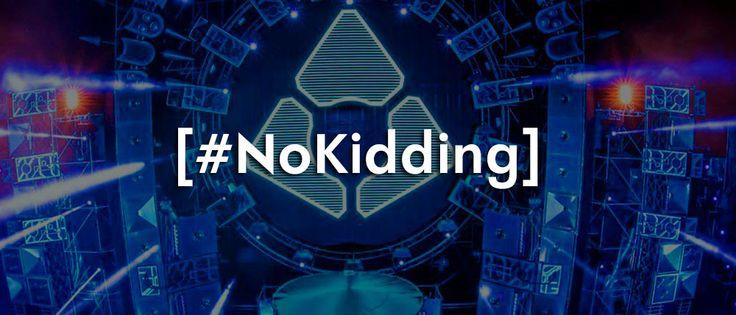 """""""No kidding"""" организация мероприятий и рейв-фестивалей в Китае. Мы обеспечим вам европейский формат, мировых ди джеев, и лучшую глубину звука. Подписывайтесь на сообщество для того что бы быть в курсе всех #EDM событий в поднебесной!  #rave #party #china_EDM #nokidding"""