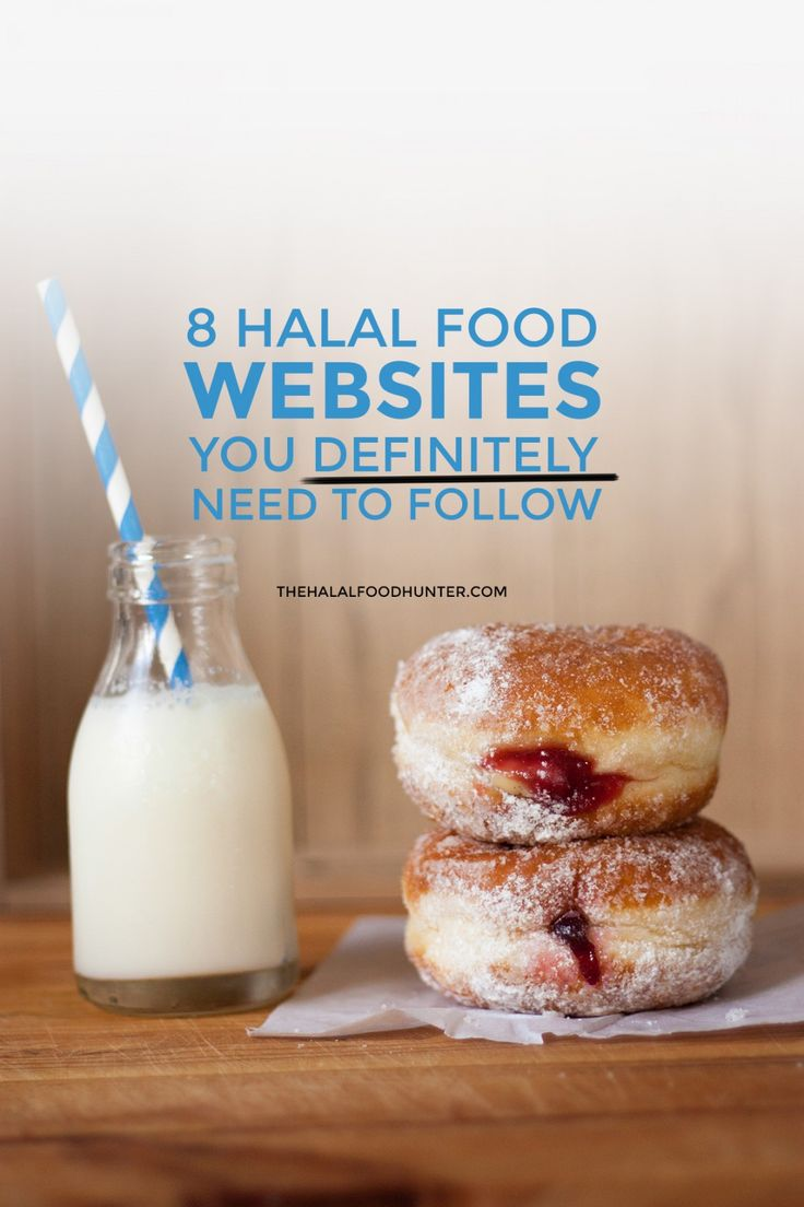 Eating Out Guides: 8 Halal Food Websites To Follow In 2016